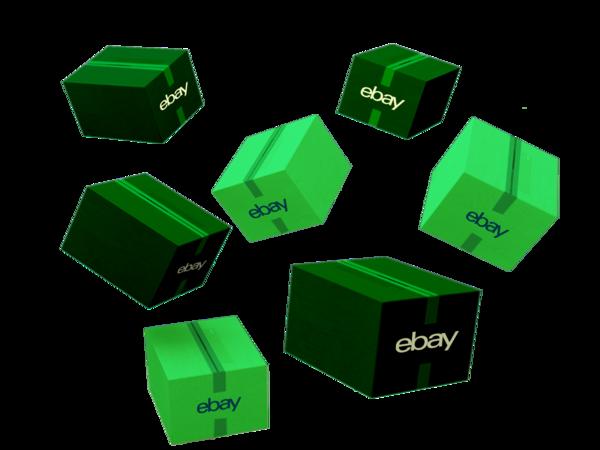 Pacchetto eBay