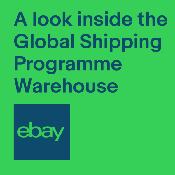 A look at the Global Shipping Programme warehouse