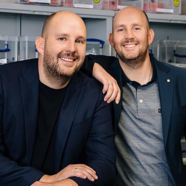 Mathias und Christian Glävke – dondo