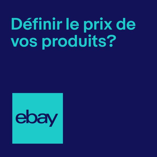 Définir le prix de vos produits ?