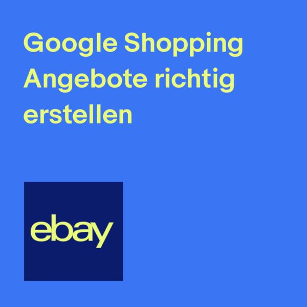 Thumbnail Video Google Shopping