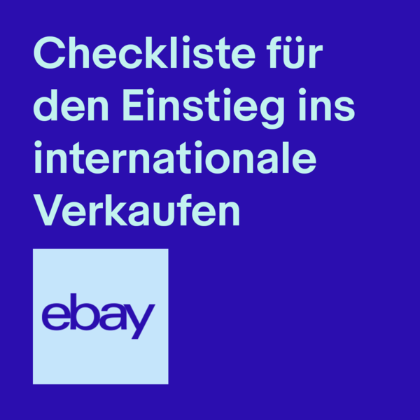 Video-Checkliste für internationales Verkaufen