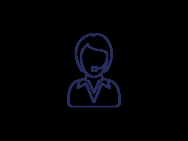 Icon Kundendienst