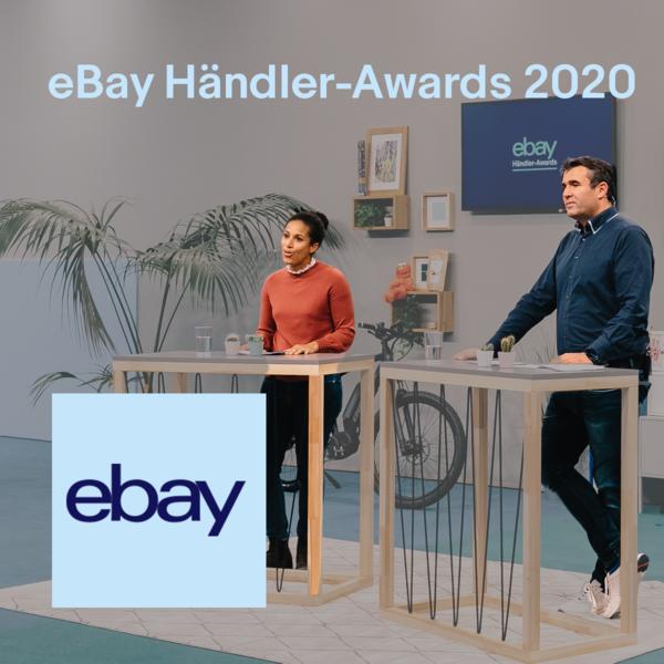 Vergabe der eBay-Händler-Awards