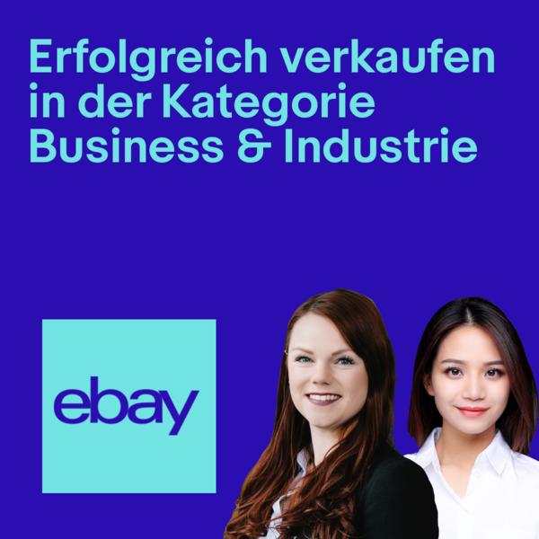 eBay-Mitarbeiterinnen präsentieren