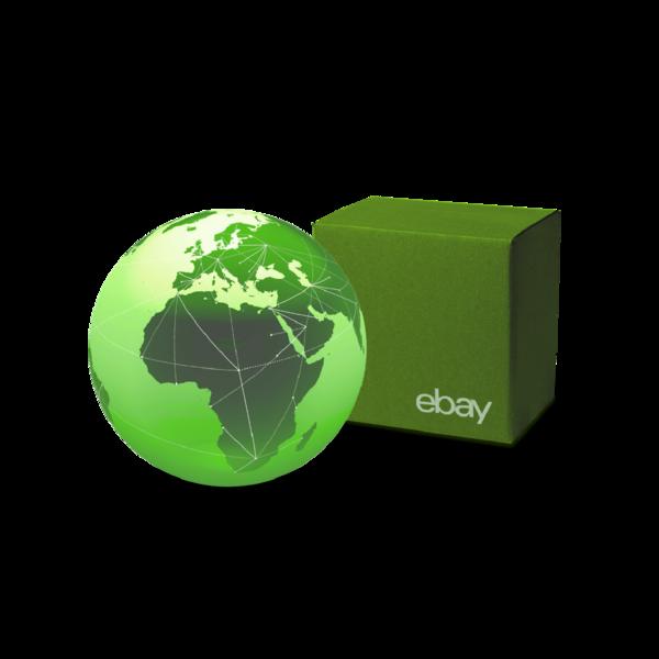 Paket und Globus
